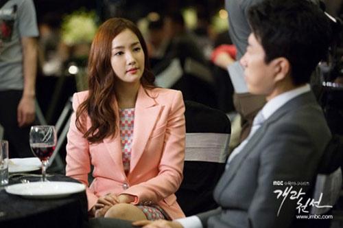 "park min young vuong ""tinh tay ba"" trong phim moi - 2"