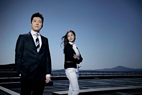 "park min young vuong ""tinh tay ba"" trong phim moi - 4"