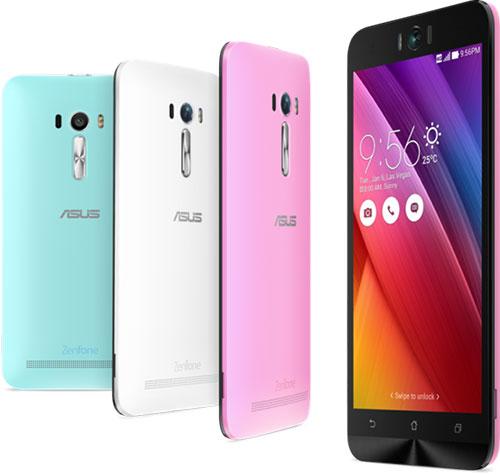 Asus ra mắt smartphone chụp tự sướng ZenFone Selfie-1