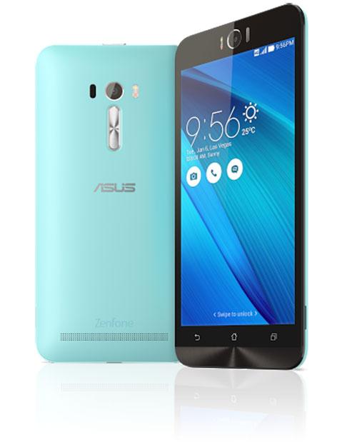 Asus ra mắt smartphone chụp tự sướng ZenFone Selfie-4