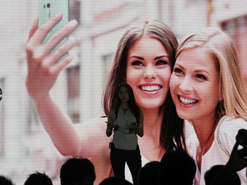Asus ra mắt smartphone chụp tự sướng ZenFone Selfie-6