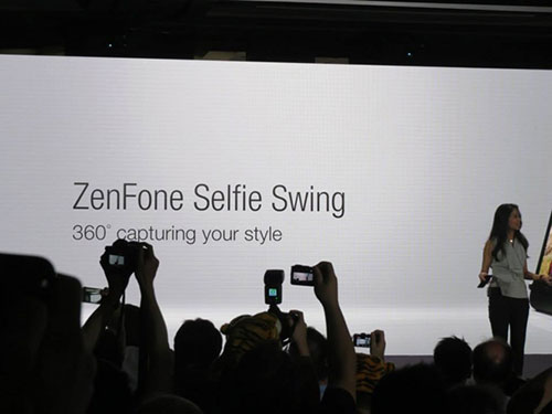 Asus ra mắt smartphone chụp tự sướng ZenFone Selfie-8