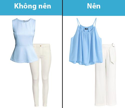 13 meo chon trang phuc thong minh, thoat nong 40°c - 1