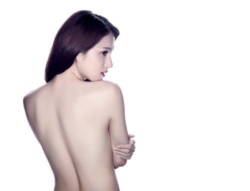 huong giang idol khoe ve dep ngay cang nu tinh - 1