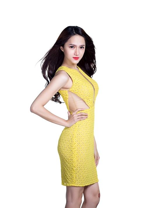 huong giang idol khoe ve dep ngay cang nu tinh - 5