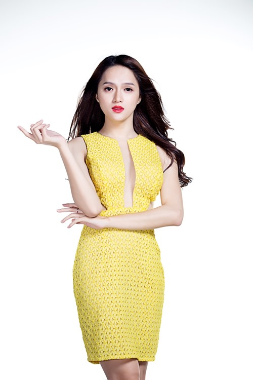 huong giang idol khoe ve dep ngay cang nu tinh - 6