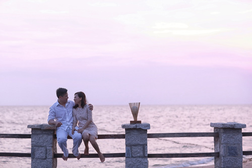 Chuyện tình của cặp đôi yêu nhau từ thuở 15-9