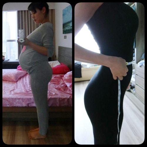 Một tháng ở cữ, mẹ dùng hết 50kg gừng để giảm eo-4