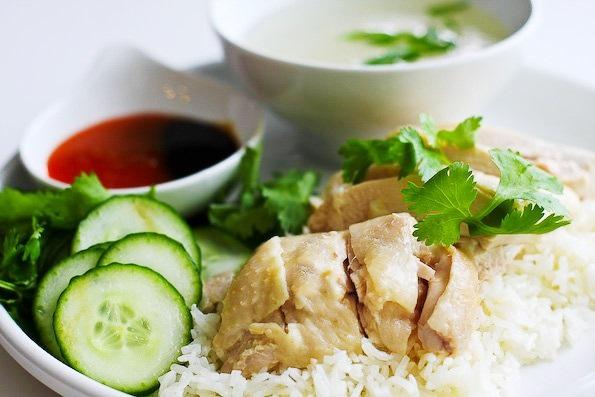 Cơm gà Hải Nam thơm ngon, ai cũng có thể làm-8