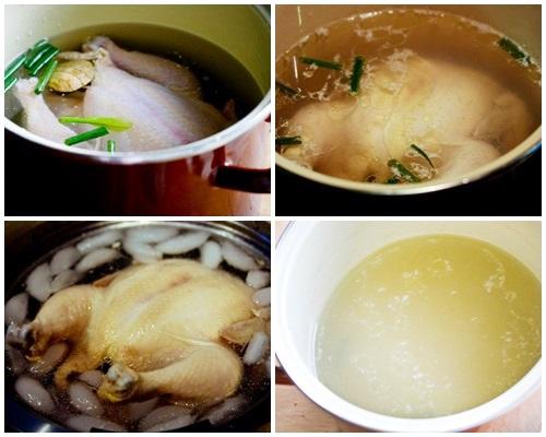 Cơm gà Hải Nam thơm ngon, ai cũng có thể làm-3