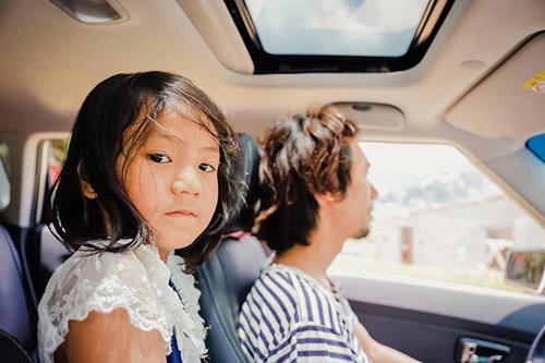 """Thích thú với bộ ảnh """"Bố ơi mình đi đâu thế"""" của cha và con gái-3"""