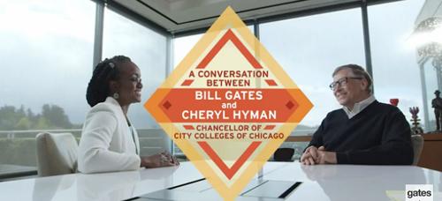 Bill Gates: 'Bạn trẻ nên học đại học một cách cẩn thận'-1
