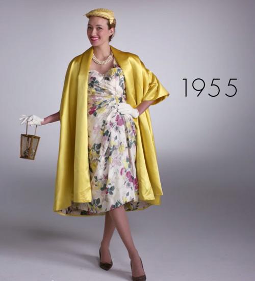 Video: 100 năm biến hóa phong cách của phái đẹp-3