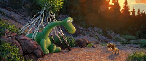 """Pixar tung phim mới mang tên """"Chú khủng long tốt bụng""""-2"""