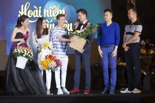 """Thanh Thảo rơi nước mắt bên """"tình cũ"""" Quang Dũng-14"""