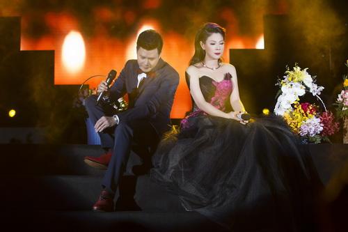 """Thanh Thảo rơi nước mắt bên """"tình cũ"""" Quang Dũng-7"""