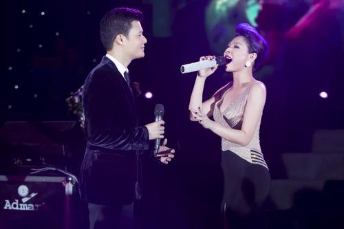 """Thanh Thảo rơi nước mắt bên """"tình cũ"""" Quang Dũng-11"""