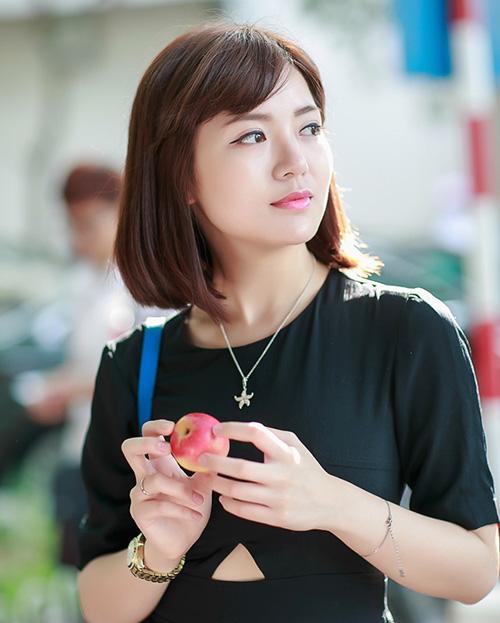 Hot girl M.U nổi bật giữa dàn trai xinh gái đẹp-5