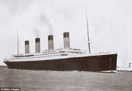 loa mat tau titanic trieu do phien ban nhai o trung quoc - 3