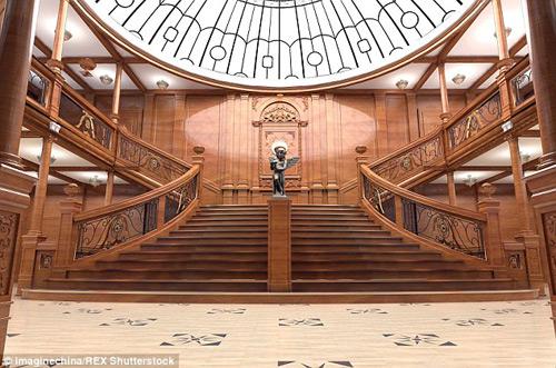 loa mat tau titanic trieu do phien ban nhai o trung quoc - 1