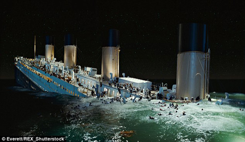 loa mat tau titanic trieu do phien ban nhai o trung quoc - 4