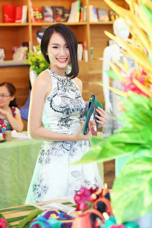 """Vợ Bình Minh hạnh phúc khi được chồng """"cưng""""-16"""