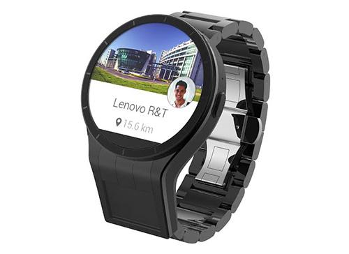 lenovo phat trien smartwatch hai man hinh dau tien tren the gioi - 1