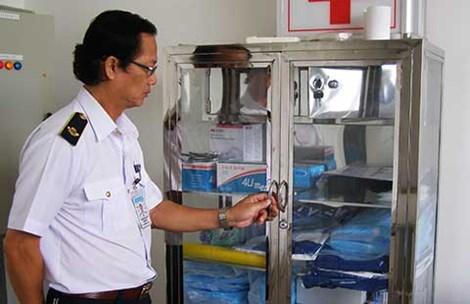 """Sân bay Tân Sơn Nhất """"tiếp đón"""" bệnh nhân MERS thế nào? - 4"""