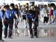 Tin hot - MERS ở Hàn Quốc: 7 người chết, 2.500 người bị cách ly
