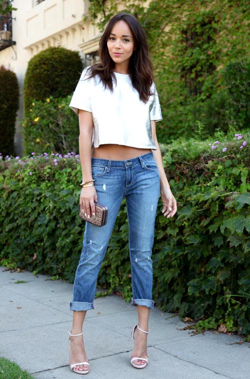 eva icon: nguoi dep che ngu nhung chiec quan jeans - 7