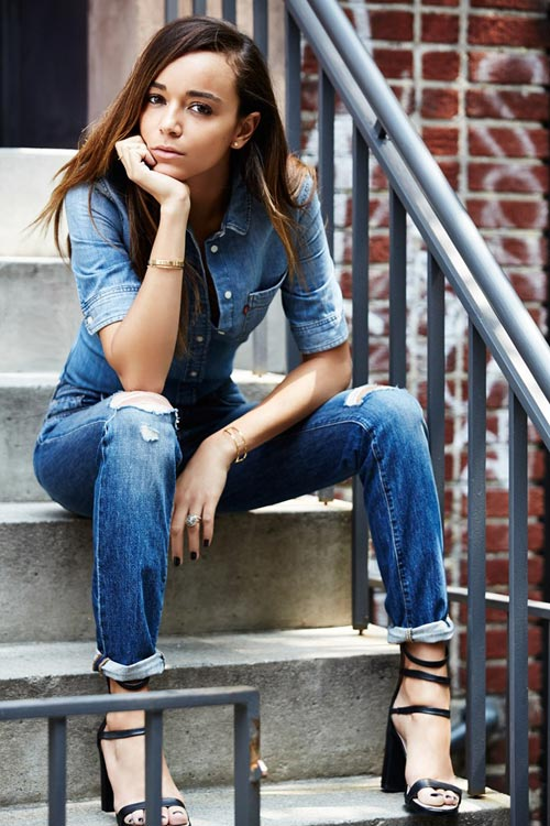 eva icon: nguoi dep che ngu nhung chiec quan jeans - 9