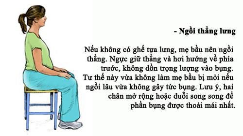 tu the dung, ngoi chuan cho me bau - 3