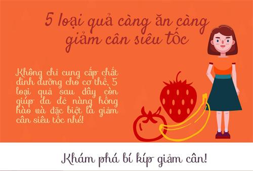 5 loai qua cang an cang giam can sieu toc - 1
