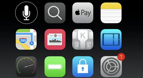 xem ios 9 biet duoc gi ve iphone 6s? - 2