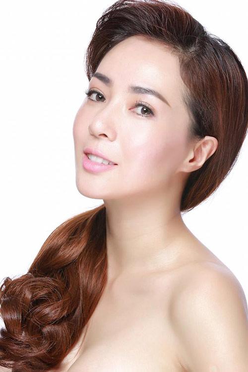 """hoa hau nguyen khanh re huong ca hat vi """"me"""" my tam - 5"""