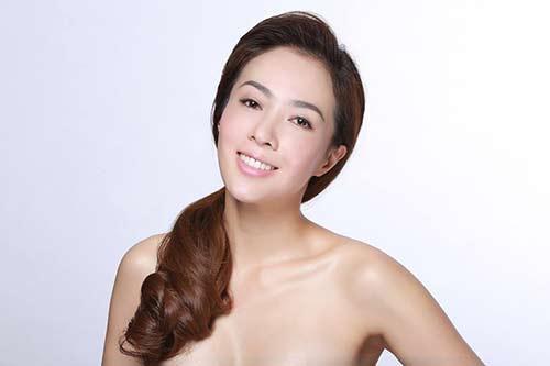 """hoa hau nguyen khanh re huong ca hat vi """"me"""" my tam - 3"""