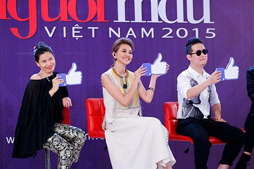 """vntm 2015: nhung bieu cam """"kho do"""" cua giam khao thanh hang - 19"""