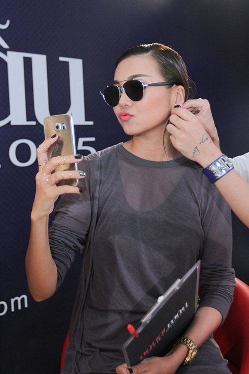 """vntm 2015: nhung bieu cam """"kho do"""" cua giam khao thanh hang - 6"""