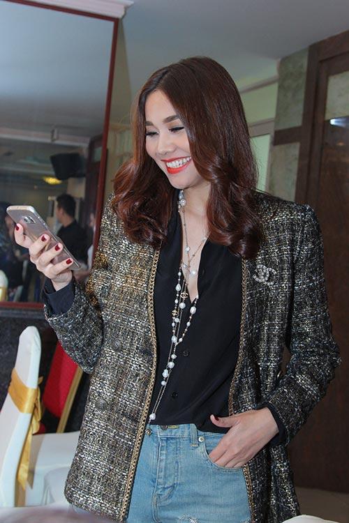 """vntm 2015: nhung bieu cam """"kho do"""" cua giam khao thanh hang - 9"""
