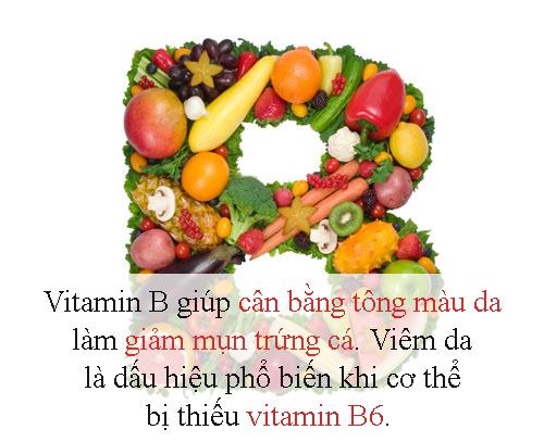 5 loai vitamin la than duoc cho lan da hoan hao - 7