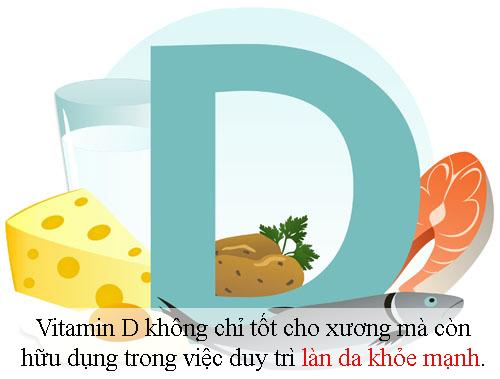 5 loai vitamin la than duoc cho lan da hoan hao - 1