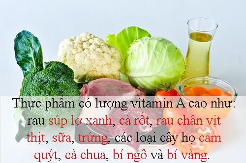 5 loai vitamin la than duoc cho lan da hoan hao - 5