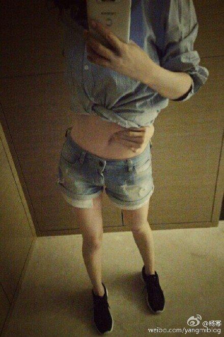 lee min jung xinh dep diu dang sau khi sinh con - 9