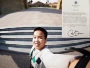 Làm mẹ - Thông tin ít biết về giải thưởng Tổng thống Mỹ trao Nhật Nam