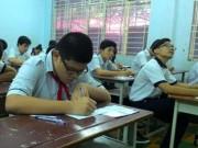 Giáo dục - Ngày 11/7, công bố điểm chuẩn vào lớp 10 TP.HCM