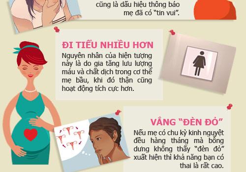 "16 dau hieu som nhat khang dinh me da ""dinh"" bau - 6"