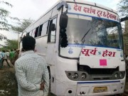 Tin tức - Ấn Độ: Xe buýt vướng dây điện, 30 người tử vong