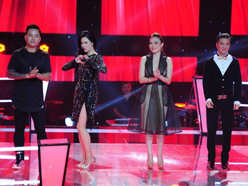 the voice 2015: doi my tam gay an tuong ap dao vong doi dau - 1