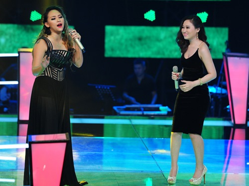 the voice 2015: doi my tam gay an tuong ap dao vong doi dau - 10