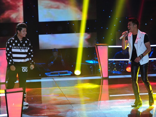 the voice 2015: doi my tam gay an tuong ap dao vong doi dau - 2